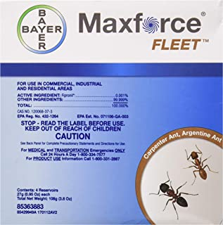 Best maxforce fc roach bait stations Reviews