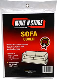 Plastic Sofa/Couch Moving Cover (1 Bag) - MBX-57