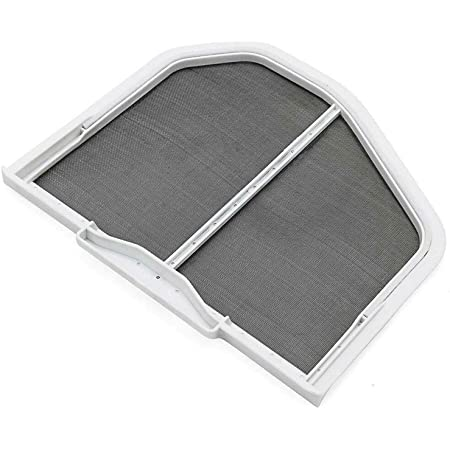 W10120998 Dryer Lint Screen Filter Catcher for Whirlpool Maytag Kenmore Admiral Amana Crosley Inglis Kitchen Aid Replace 3390721 8066170 8572268 1206293 AP3967919 PS1491676 EAP1491676 PD00002655