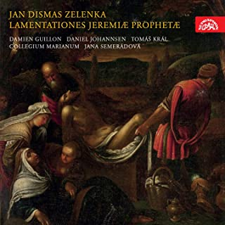 Best zelenka lamentations of jeremiah Reviews