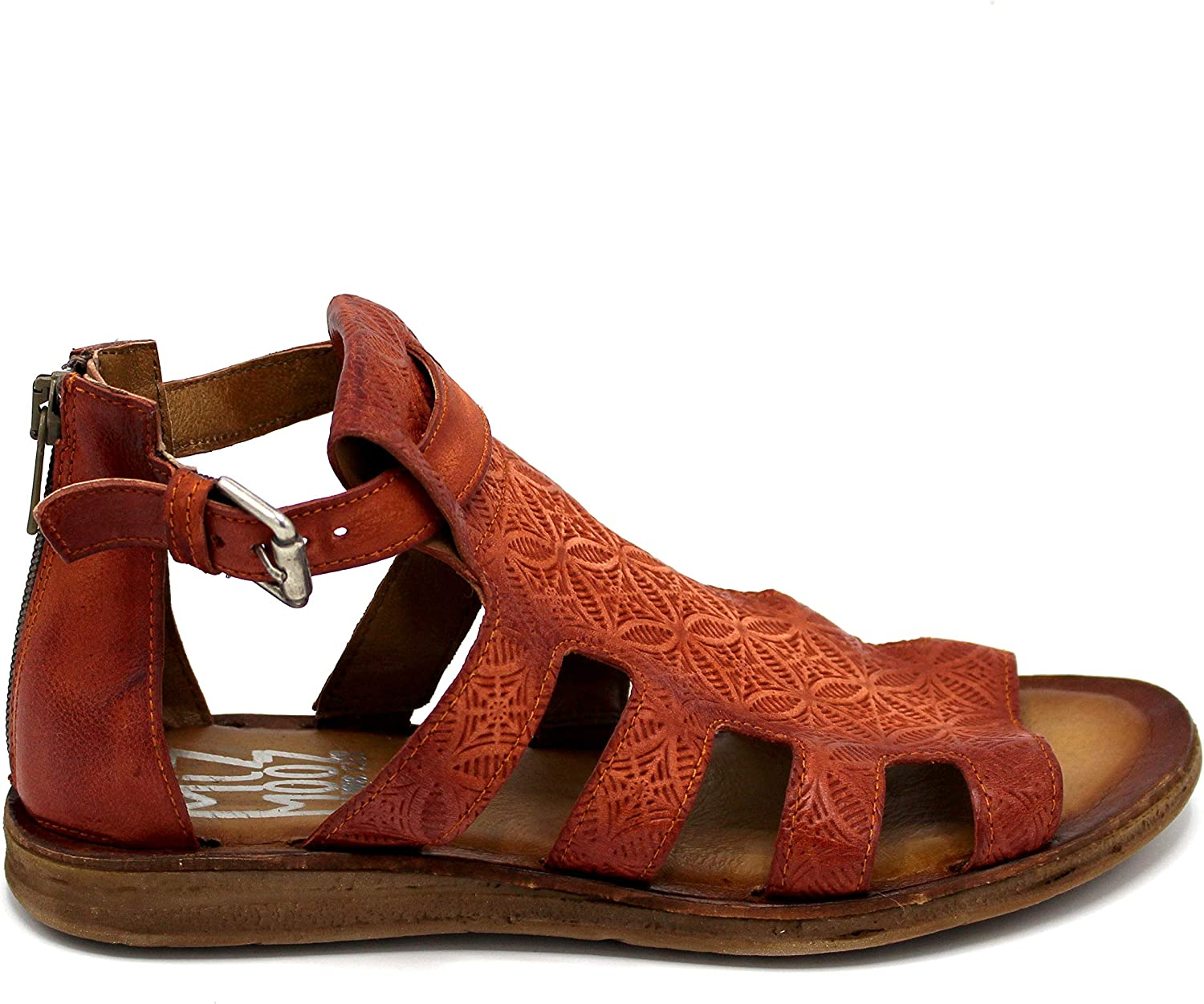 Miz Mooz Women's Fuji in Rust