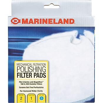 MarineLand Polishing Filter Pads, C-160 & C-220