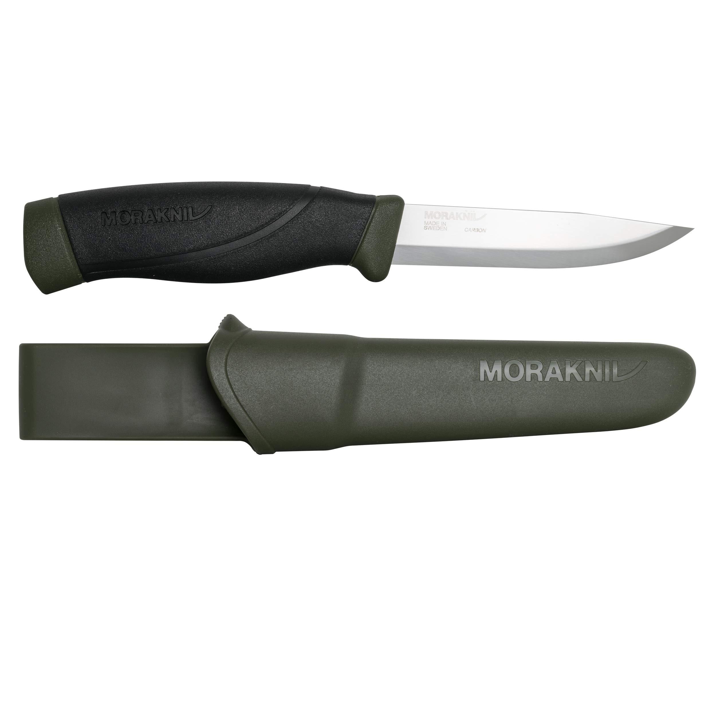 Morakniv Companion Sandvik 4 1 Inch Military