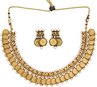 Best gold ginni necklace Reviews