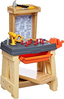 Step2 Real Projects Workshop Pretend Play and Dress-up Toy [Beige, 762700]