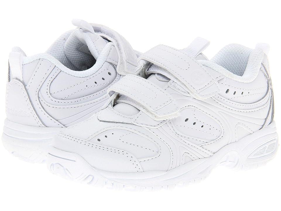 Stride Rite Cooper HL (Toddler/Little Kid/Big Kid) (White) Boys Shoes