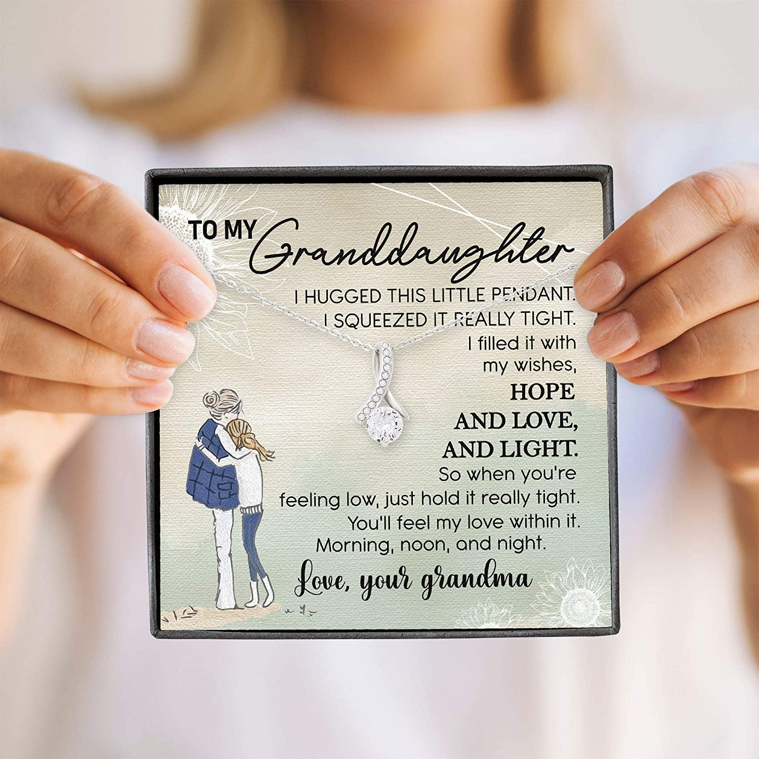 Personalized Necklace Gift - Love Max Sale 62% OFF Forever Granddaughte