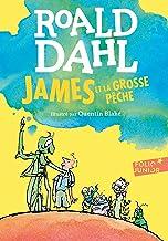 James et la grosse pêche (French Edition)