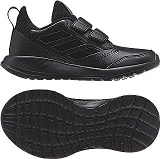 adidas Cm8589 Siyah Siyah Antrasit Unisex Çocuk Koşu Ayakkabısı