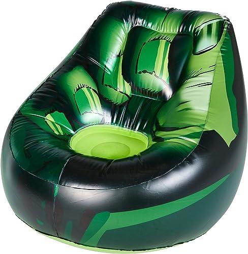 Les Avengers - Fauteuil poire gonflable pour enfants