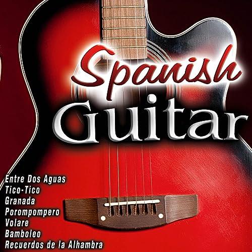 Spanish Guitar de Sergi Vicente & Paco Nula Antonio de ...