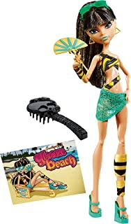 monster high gloom beach frankie stein
