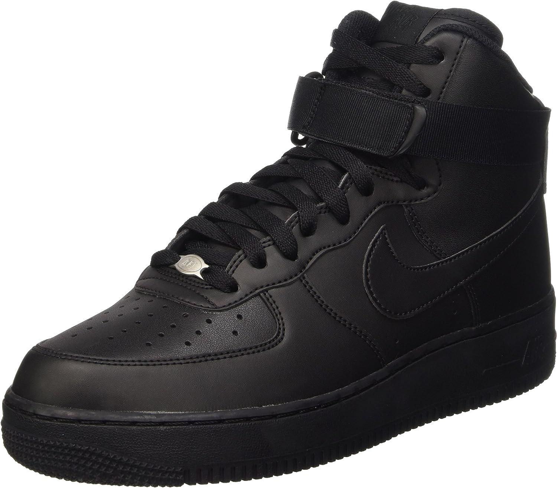 Amazon.com: Nike Mens Air Force 1 High Flax 882096-200 : Clothing ...