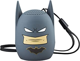 Batman Bluetooth Speaker Portable Wireless Small But Loud N Crystal Clear Mini Bluetooth Speakers for Home, Travel, Outdoor, Beach, Shower, Rechargeable, Compatible with iPhone Samsung
