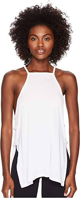 Kate Spade New York x Beyond Yoga - Side Slits Bow Tank Top