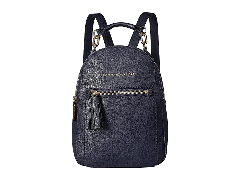 Tommy Hilfiger Macon Backpack (Tommy Navy) Backpack Bags