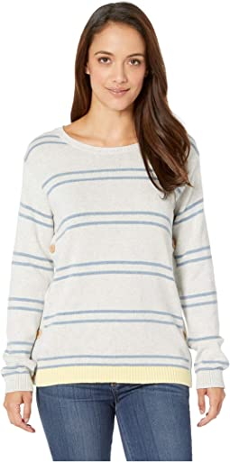 Mariner Striped Sweater