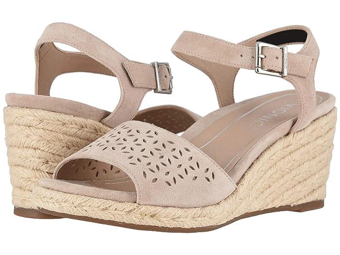 VIONIC  Ariel (Nude) Womens Wedge Shoes