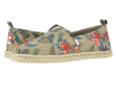 TOMS Alpargata (Oxford Tan) Men