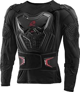 EVS Sports Men's G7 Ballistic Jersey (Black, Large)