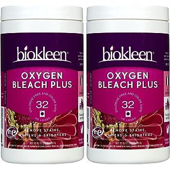 Biokleen Bleach Oxygen Plus 2 Lb