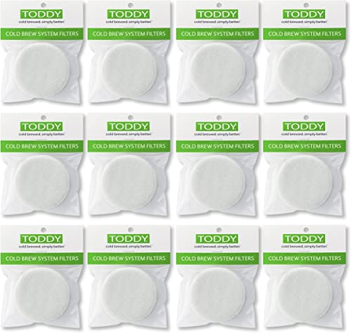 wholesale Toddy Maker Replacement Filters outlet online sale - popular 12-pack sale