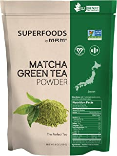 Mrm Raw Matcha Green Tea Powder 170 G