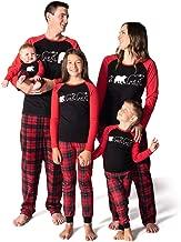 JumpOff Jo - Matching Family, Mens, Womens, Kids, Infant Pajamas Set –Sizes: Infant – Adult 2XL - Bear Necessities