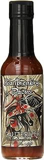 Heartbreaking Dawns Cauterizer Trinidad Scorpion Sauce Bottle, 5 Ounce