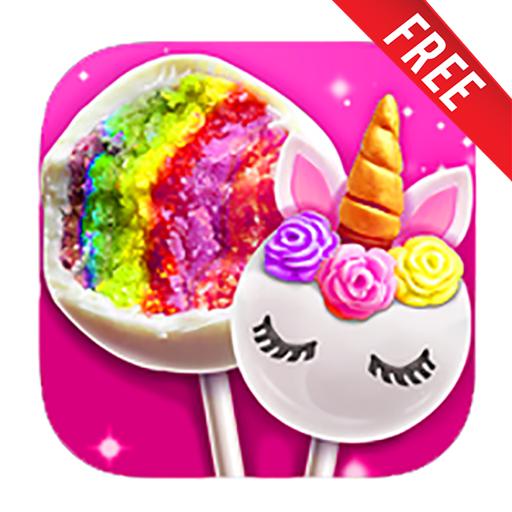 Cake Unicorn Pop Maker - Sweet Fashion Desserts G