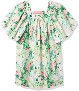 Seafolly Women's Flutter Sleeve Cover Up Dress