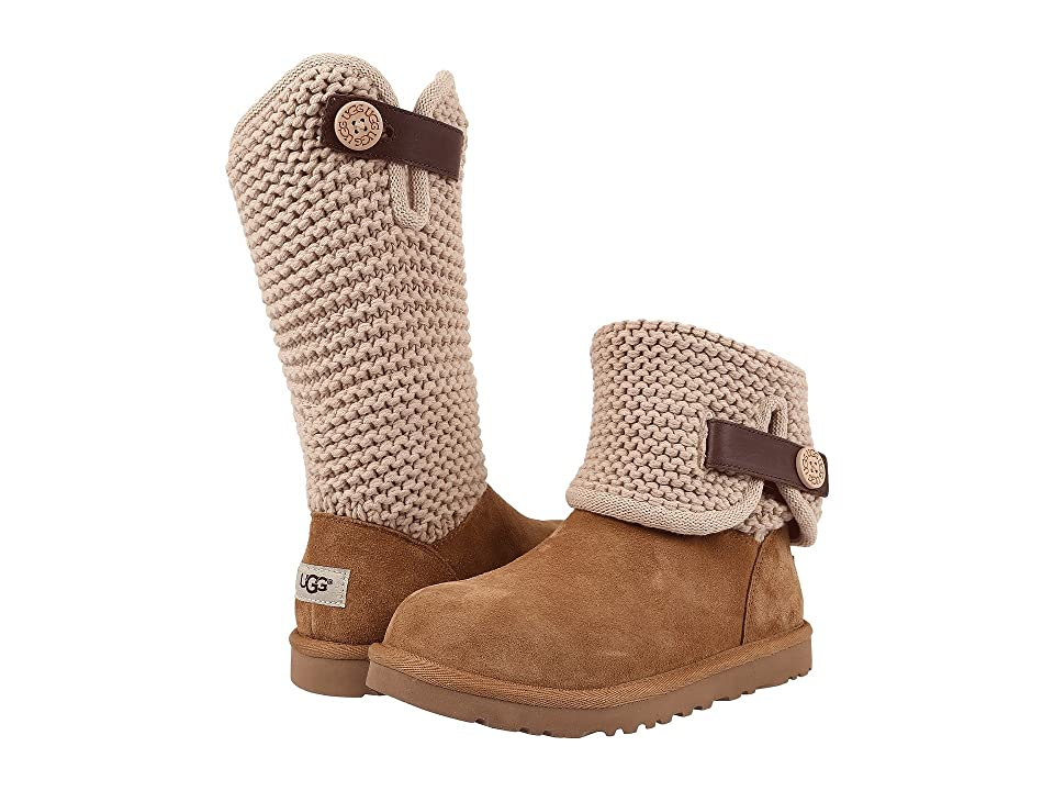 38422c3288d UPC 888855056645 - Womens UGG® Shaina Knit Short Boot | upcitemdb.com