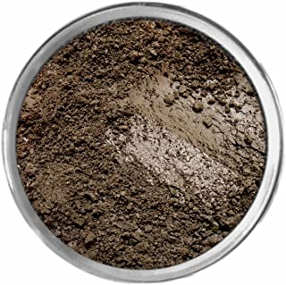 Milestone Loose Powder Mineral Matte Multi Use Eyes Face Color Makeup Bare Earth Pigment Minerals Make Up Cosmetics By MAD Minerals Cruelty Free - 10 Gram Sized Sifter Jar
