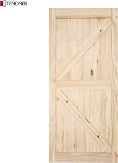 Best double barn doors with windows Reviews