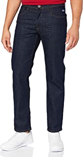BLEND Men's Rock Jeans-Straight Fit-Noos