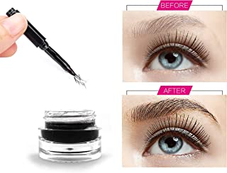 Eyebrow Extensions,Brow Extension Hair Fiber - The Most Natural Way For Women Eyebrow Makeup by Join2Top