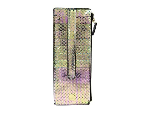 Lodis Accessories Stella Credit Card Case With Zipper Pocket At