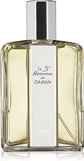 CARON PARIS Le 3eme Homme De Caron Eau de Toilette Spray, 4.2 Fl Oz