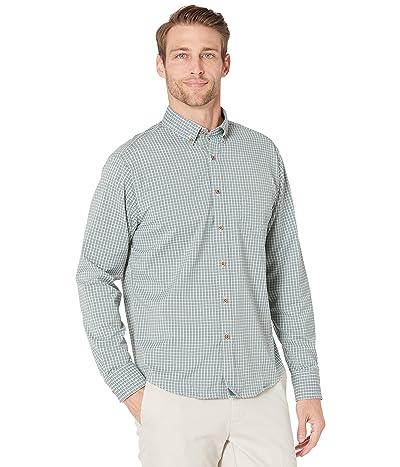 UNTUCKit Wrinkle Free Performance Ganuza Shirt (Green) Men