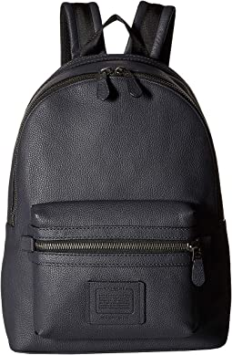 Academy Backpack in Pebbled Leather
