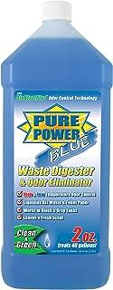 Valterra V23003 'Pure Power Blue' Waste Digester and Odor Eliminator - 64 oz. Bottle
