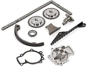 Fits 91-02 Infiniti Nissan2.0 DOHC 16V SR20DE Timing Chain Kit Water Pump