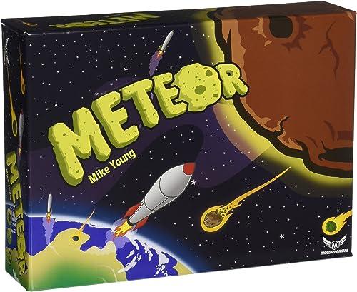 MINI Meteor Cooperative Board Game