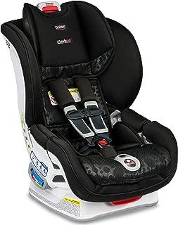 Britax Marathon ClickTight Convertible Car Seat - 1 Layer Impact Protection - Rear & Forward Facing - 5 to 65 pounds, Bubbles [Amazon Exclusive]