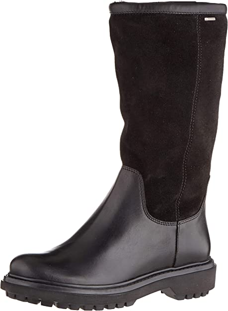Geox D Asheely NP ABX D, Snow Boot Mujer