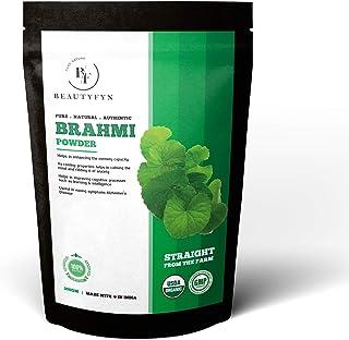 BEAUTYFYN BRAHMI Powder for Hair Growth & Skin Care (200 gm)