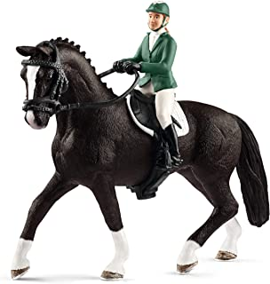 SCHLEICH North America Showjumper with Horse Figure