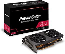 PowerColor Radeon RX 5700 XT 8GB GDDR6 Graphics Card, Model Number: AXRX 5700XT 8GBD6-3DH