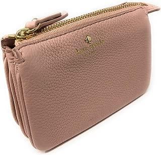 Kate Spade Soft Leather Larchmont Ave Mini Natasha Small Wallet Warmvellum