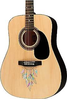 Guitar sticker decal - Dream catcher - violin electric guitar ukulele designs